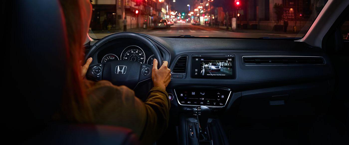 Honda HR-V Lanewatch