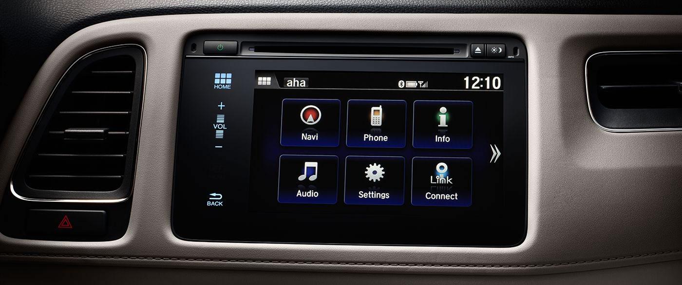 Honda HR-V Text Message Function