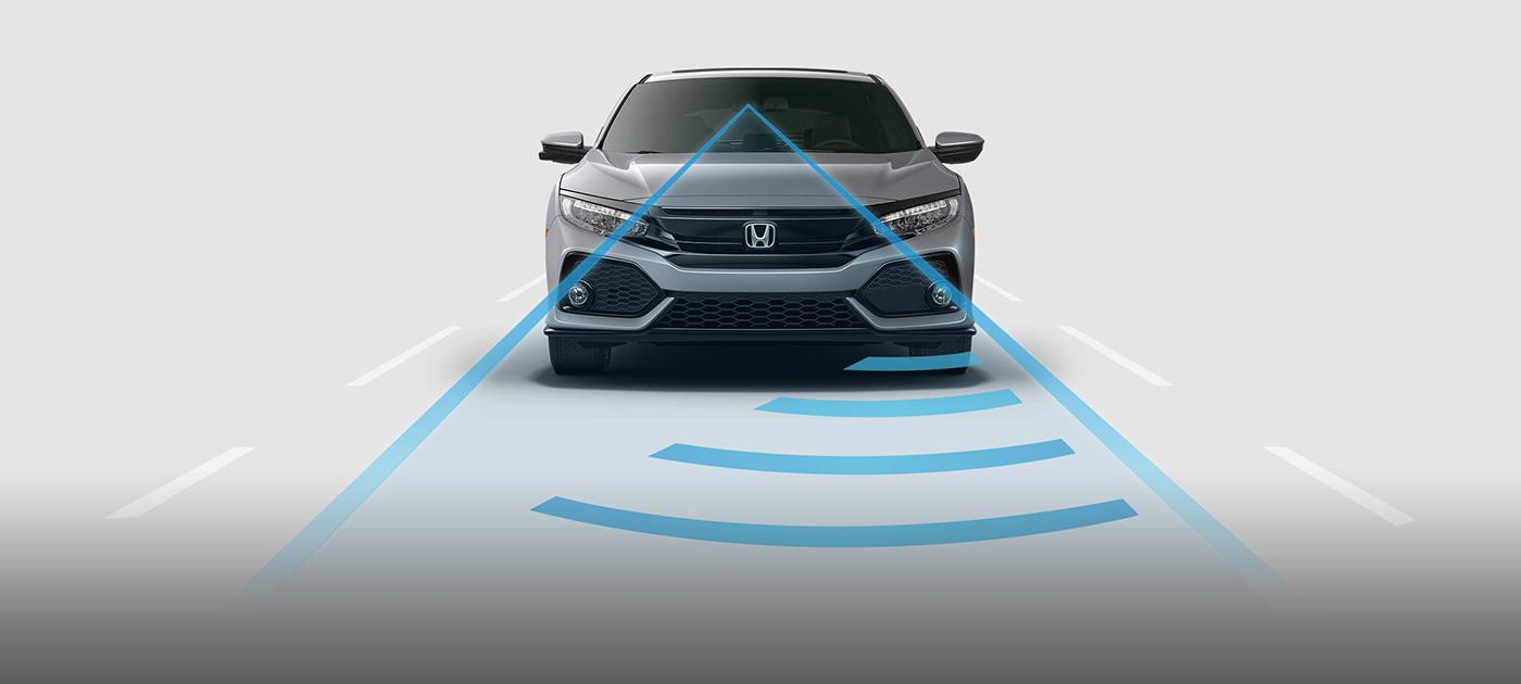 Civic Hatchback Adaptive Cruise Control