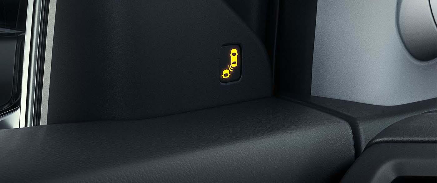 Honda Pilot Blind Spot Information System