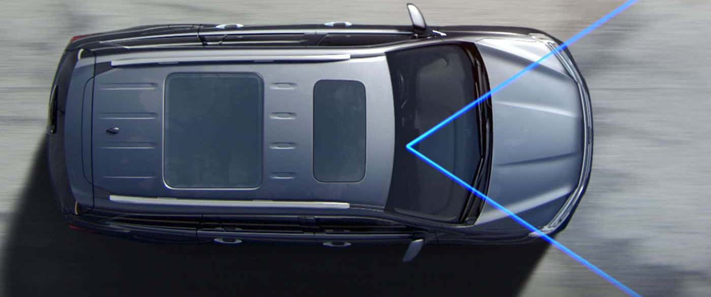 Honda Pilot Panoramic Roof