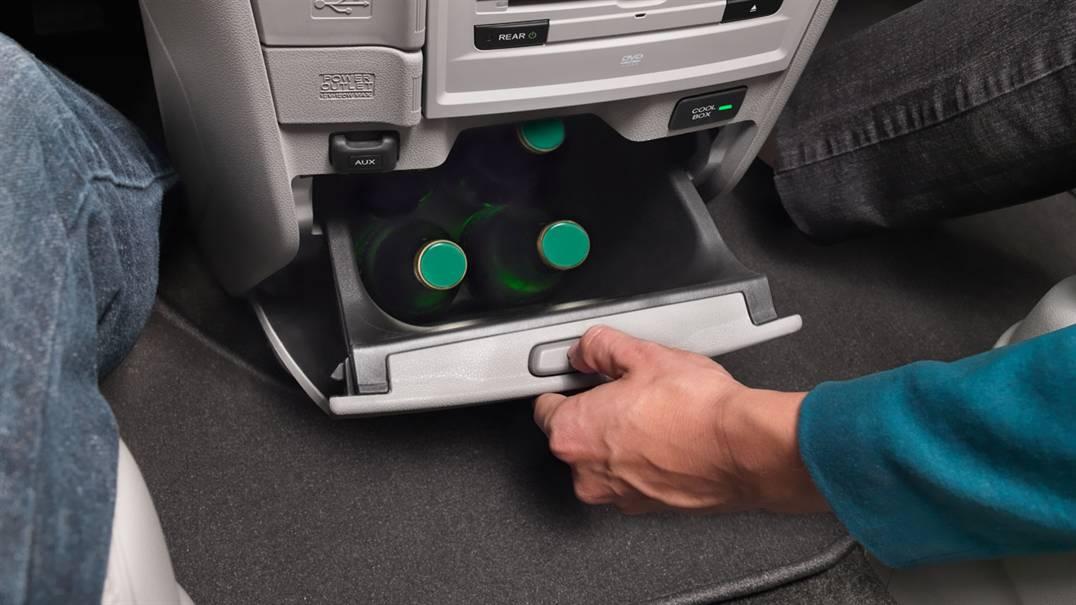 2017 Honda Odyssey Cooler Box