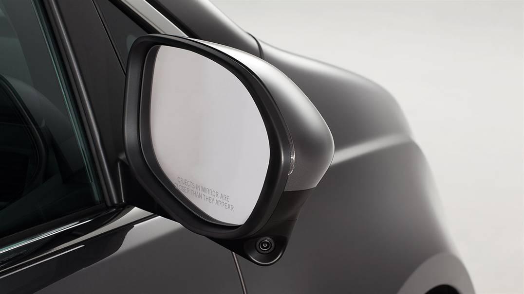 2017 Honda Odyssey Lanewatch