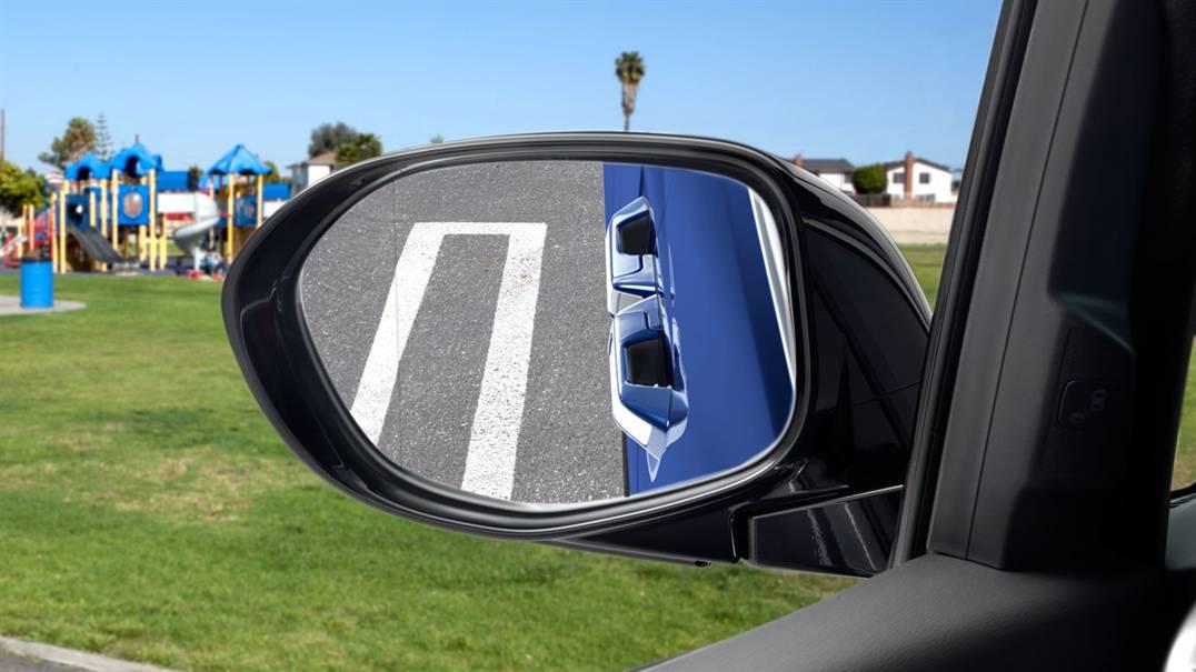 Honda Odyssey Memory Side Mirrors