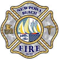 Newport Beach Fire Department Logo