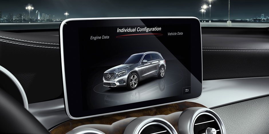 GLC Infotainment