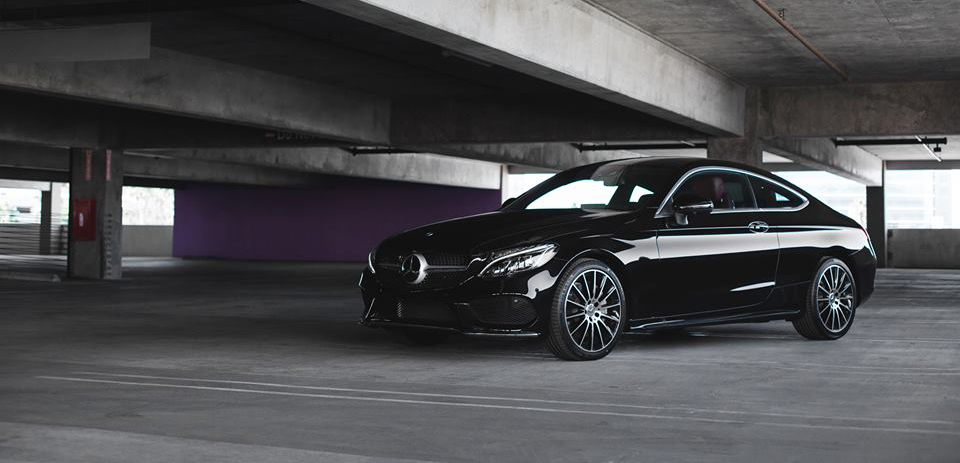 Introducing The Mercedes Benz 2017 C Class Coupe