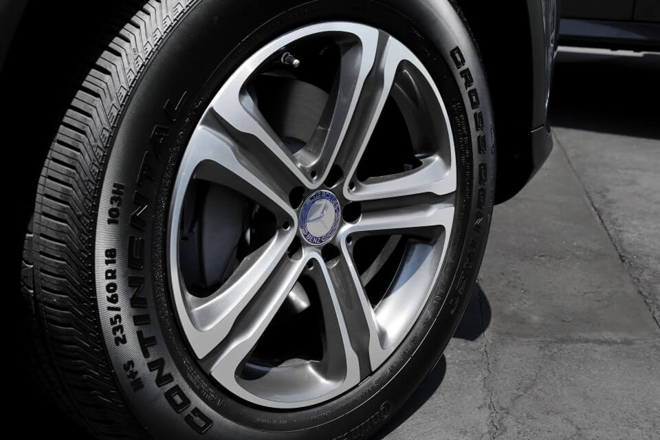 Mercedes-Benz Wheel