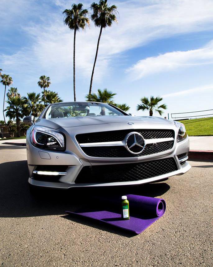 fitness car