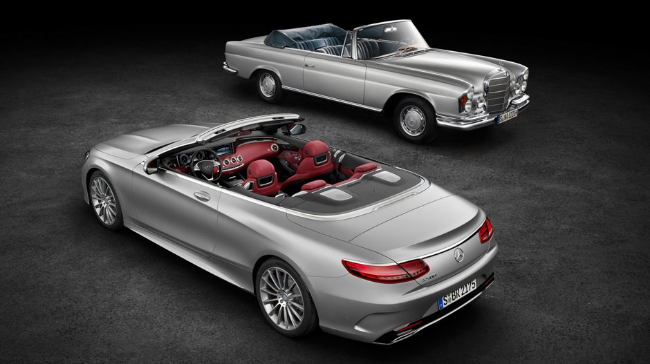 What can you expect from the 2017 mercedes benz s550 for Mercedes benz lease return