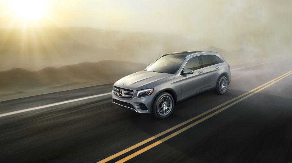 2016 Mercedes GLC300