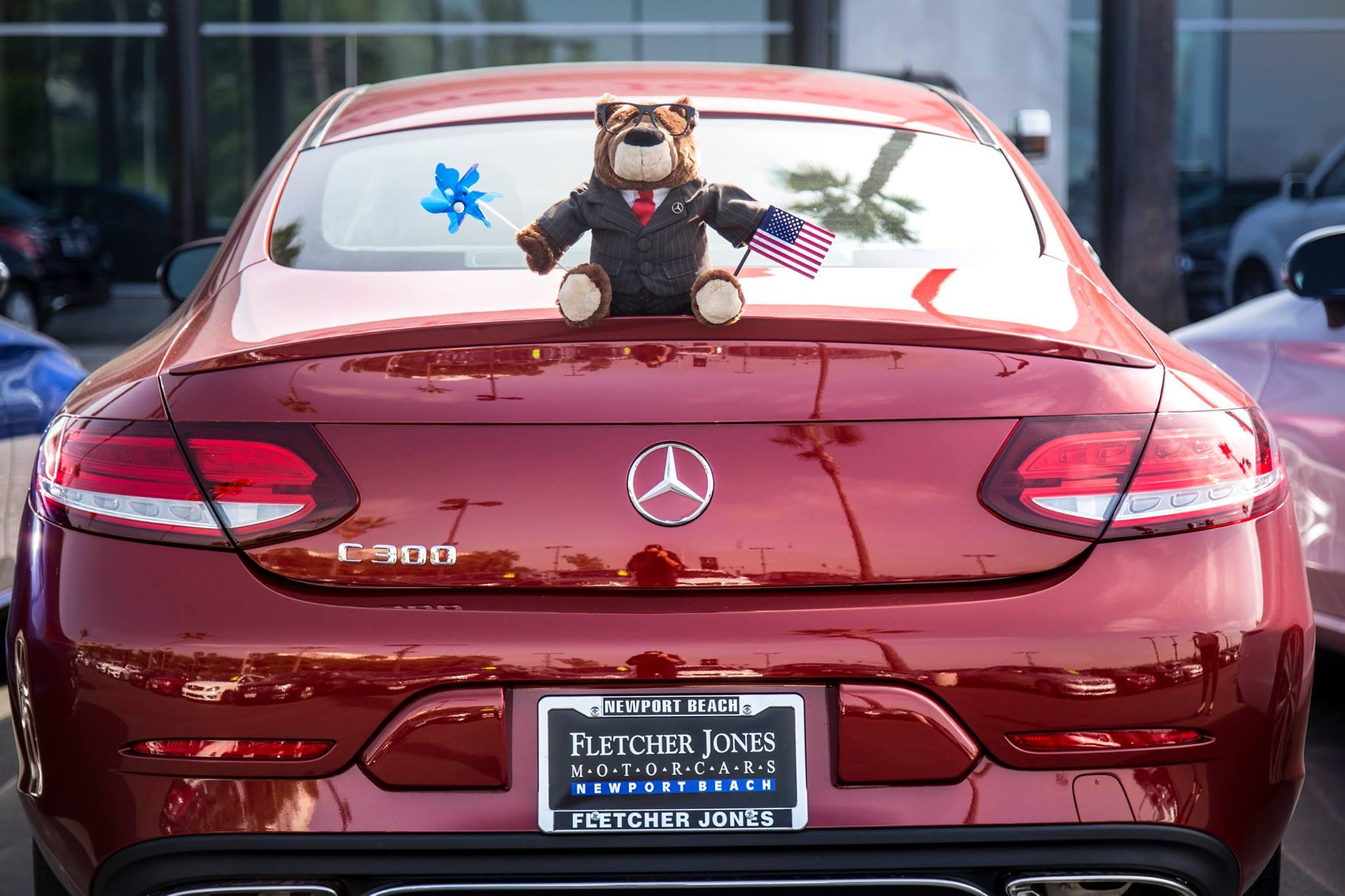 Mercedes labor day sale