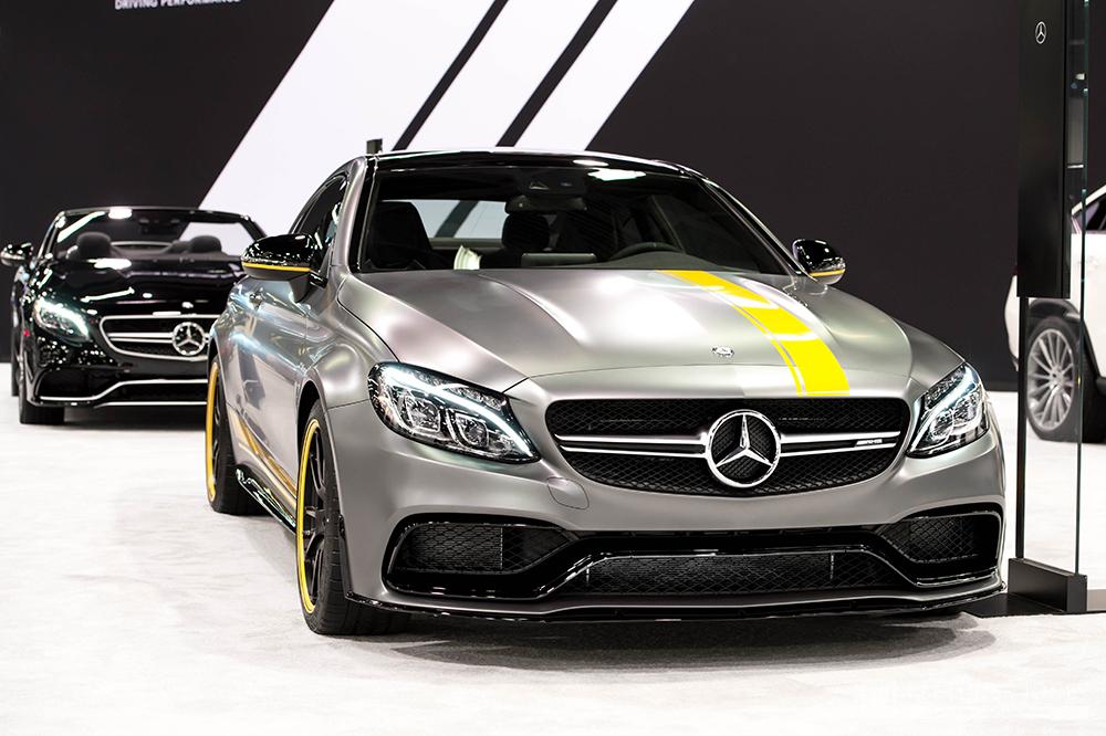 O c auto show mercedes benz of ontario for Mercedes benz inland empire