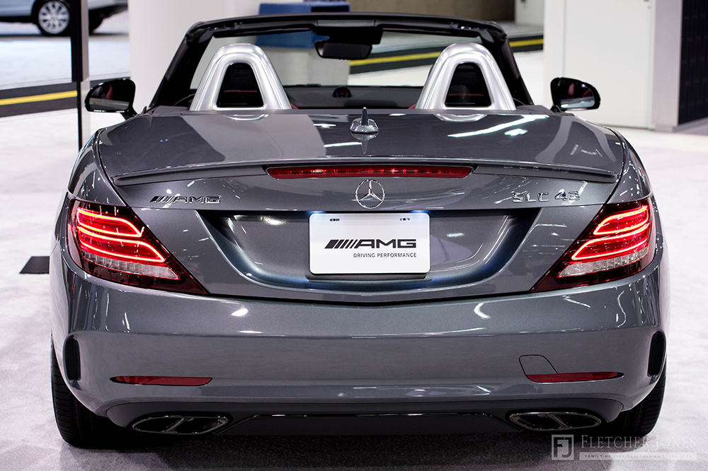 O c auto show mercedes benz of ontario for Mercedes benz ontario phone number
