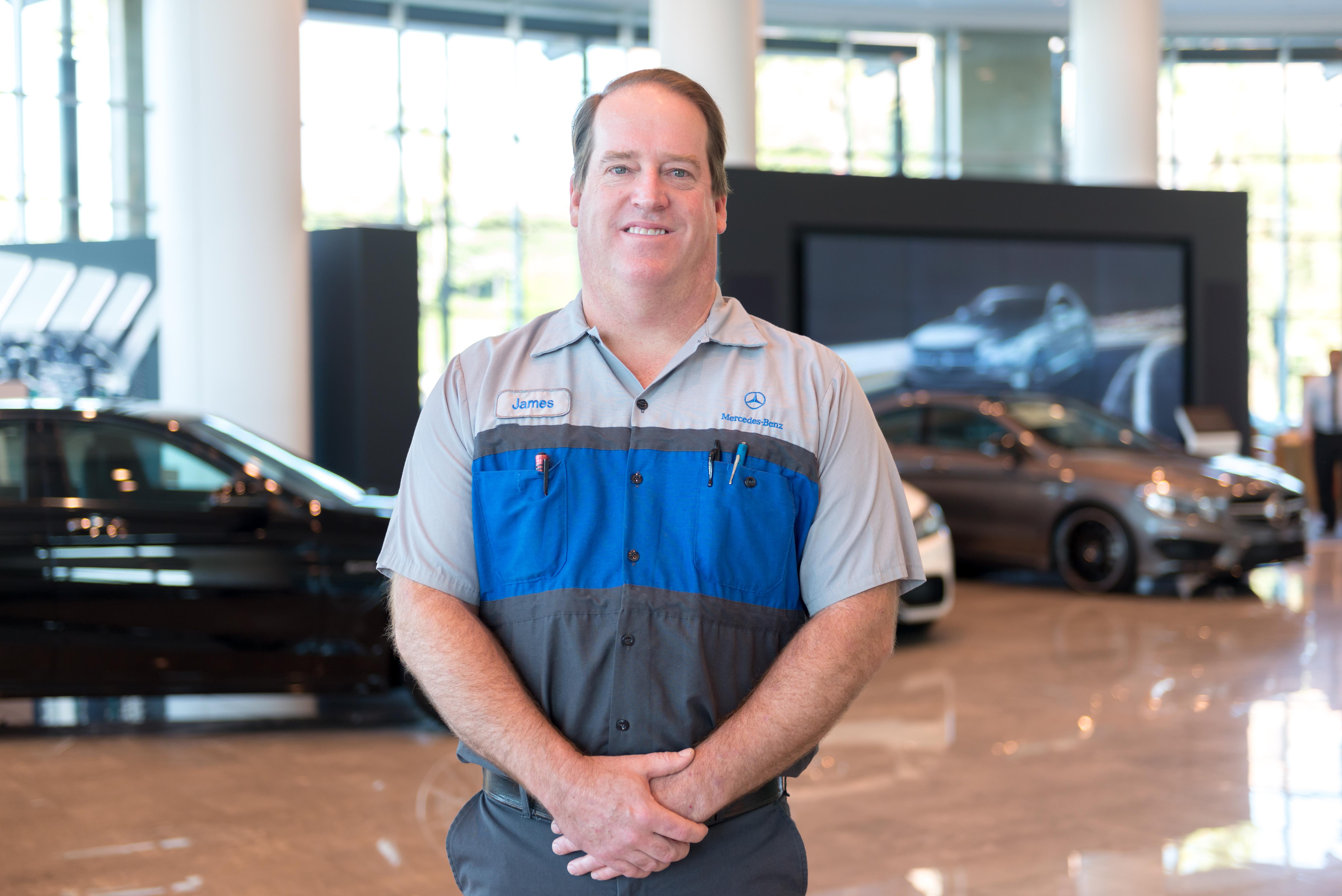 Congratulations Jim Fletcher Jones Motorcars