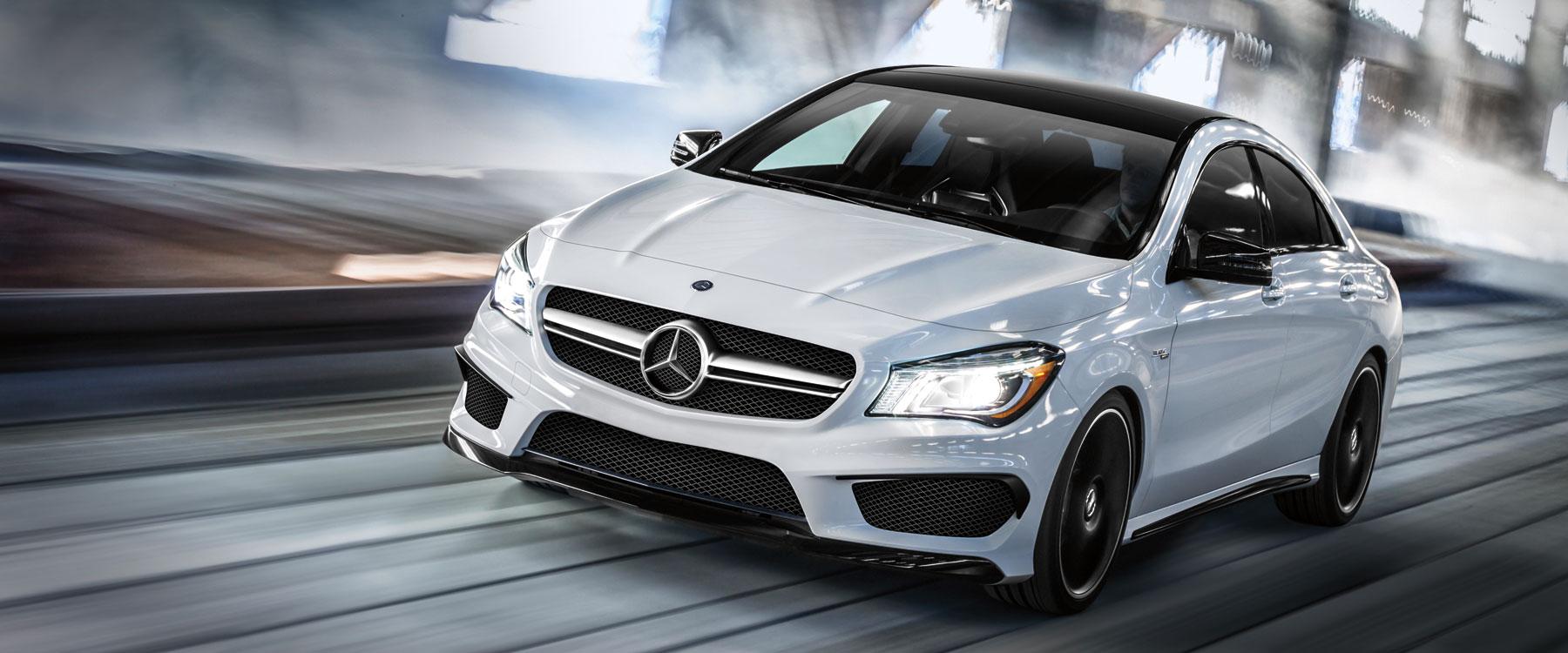 2015 mercedes benz cla45 amg fletcher jones motorcars for Mercedes benz specials