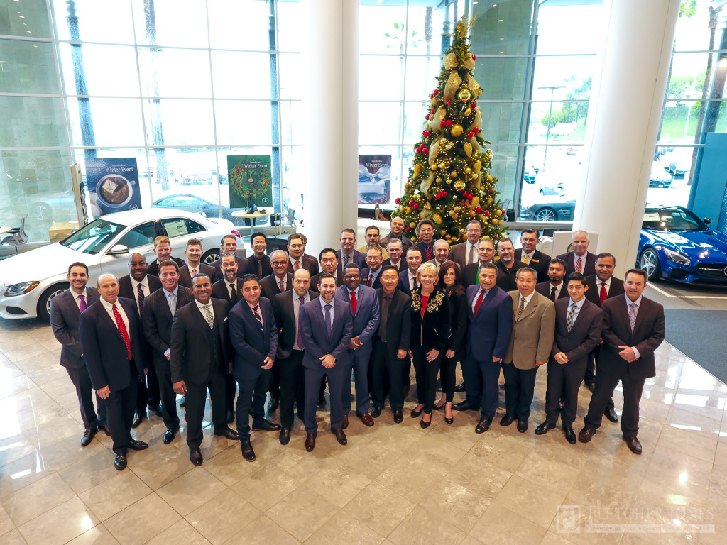 2016 Fletcher Jones Motorcars Christmas