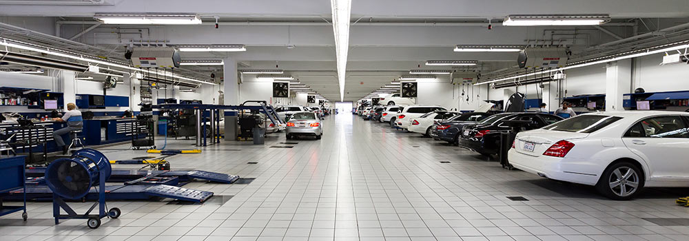 Mercedes-Benz Service Center