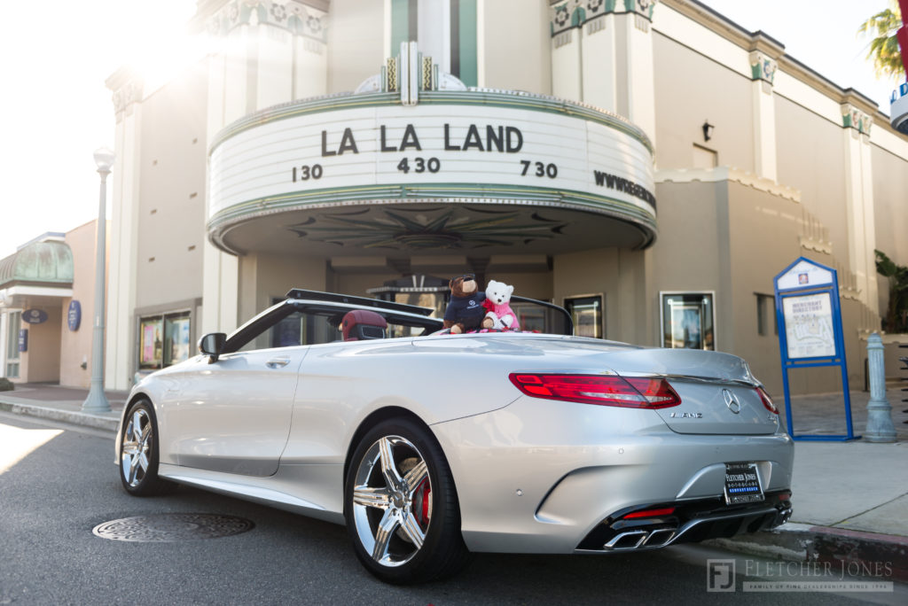 Fletcher Jones Motorcars Newport Film Festival 2017 La La Land