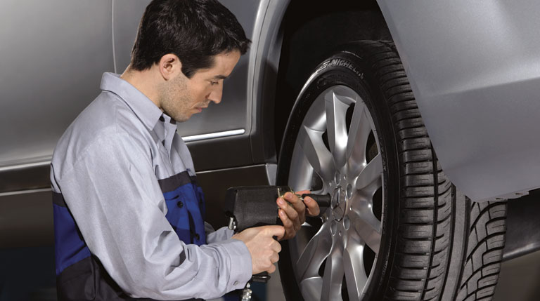 MB Tire Maintenance