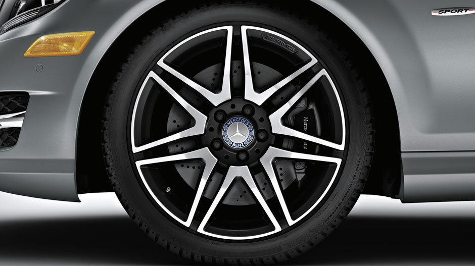 Top brand tire deals and service at mercedes benz of chicago for Mercedes benz c300 tire pressure
