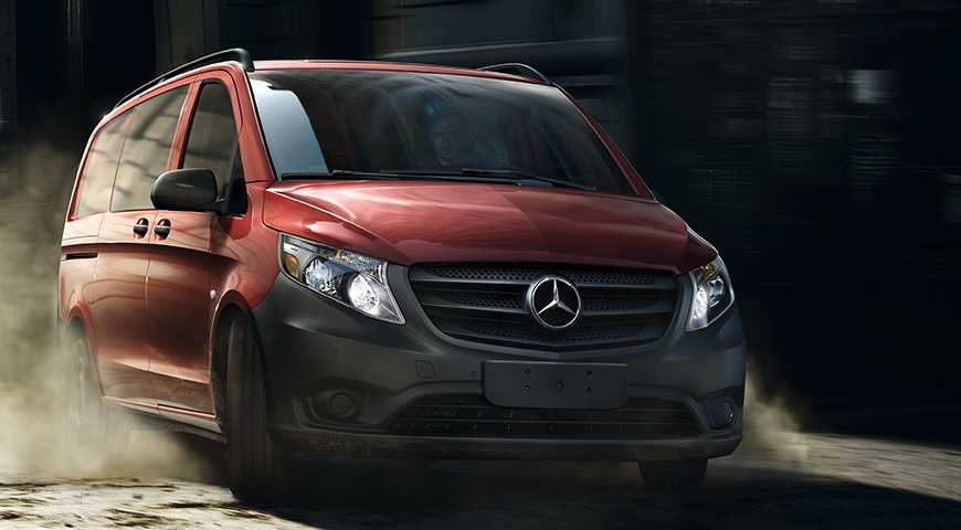 Sprinter service mercedes benz of chicago for Mercedes benz chicago service