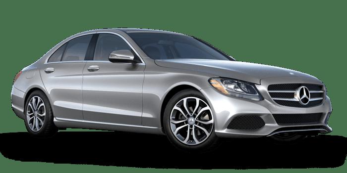 2015 Mercedes-Benz C-Class C300 Sport All Wheel Drive Sedan