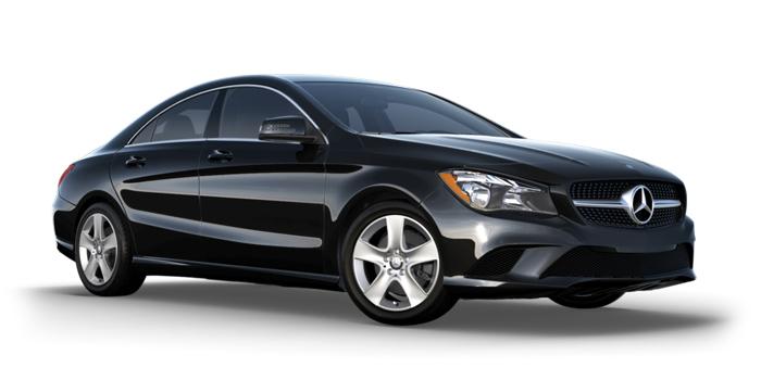 2016 CLA250 4MATIC® Sedan