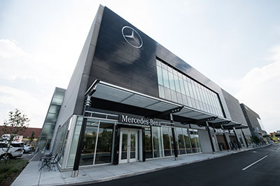 introducing mercedes benz of chicago s new elston service