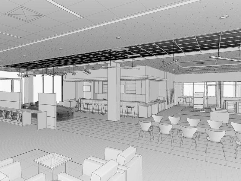 New Service Center