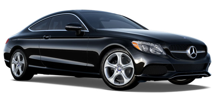 2017 C300 4MATIC® Coupe