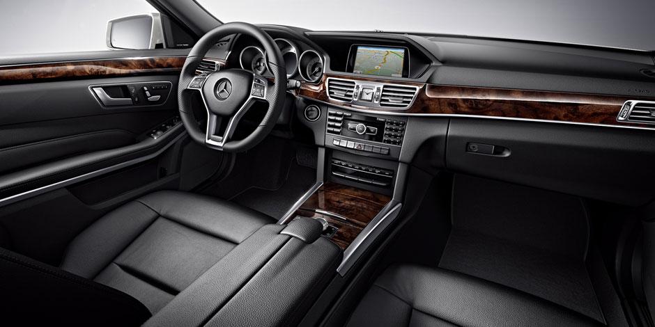 E-Class Wagon Interior