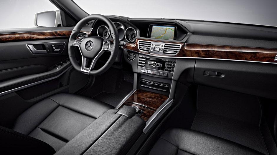 E 350 Interior