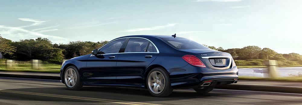 Mercedes Brakes