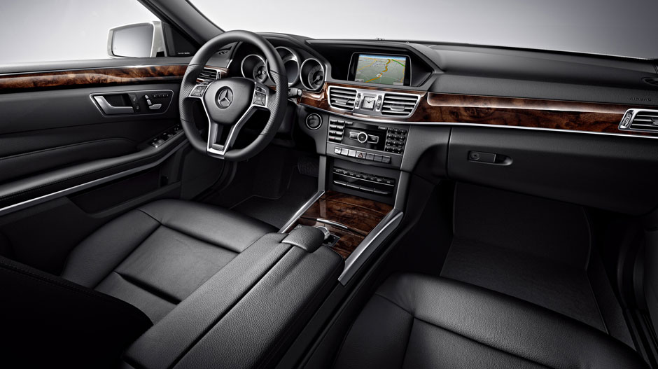 Charming Renowned For Its Interior Elegance And Tech Savviness, The Mercedes Benz  E Class Pulls No Punches When It Comes To Driver And Passenger Comforts.