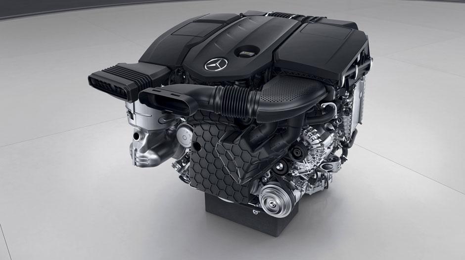 Future E-Class Engine