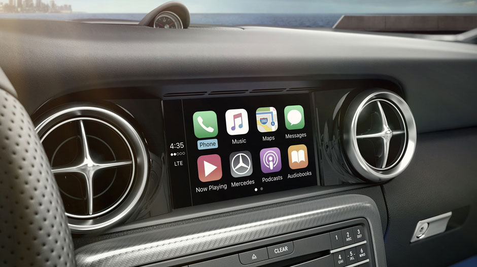 Center Console Touchscreen