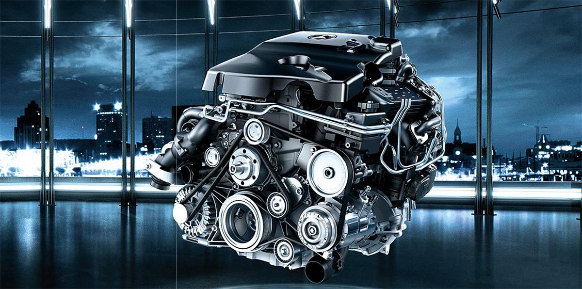 Mercedes-Benz Sprinter Engine