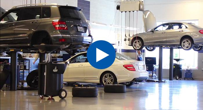 Mercedes Benz Temecula Car Wash