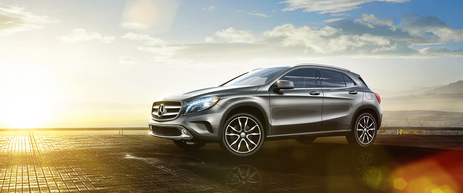 the stylish and sleek 2017 mercedes benz gla 250 suv. Black Bedroom Furniture Sets. Home Design Ideas