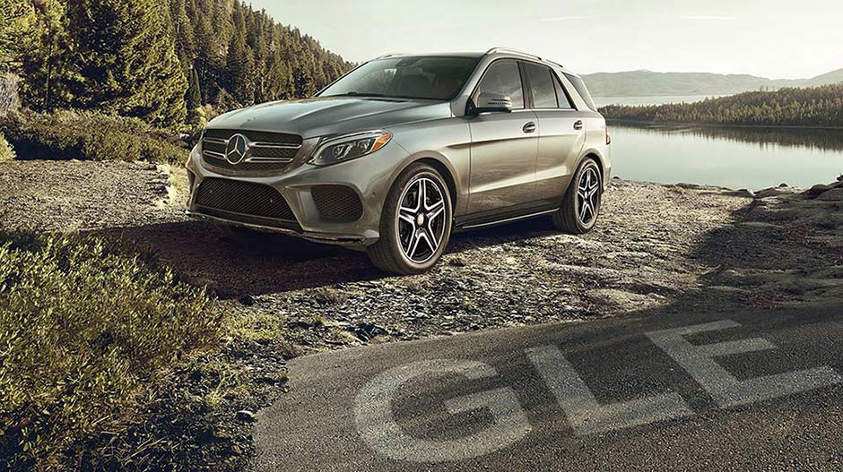 GLE by lakeside