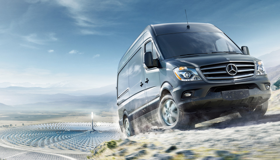 2017 mercedes benz sprinter vs 2018 ford transit connect for Mercedes benz com connect