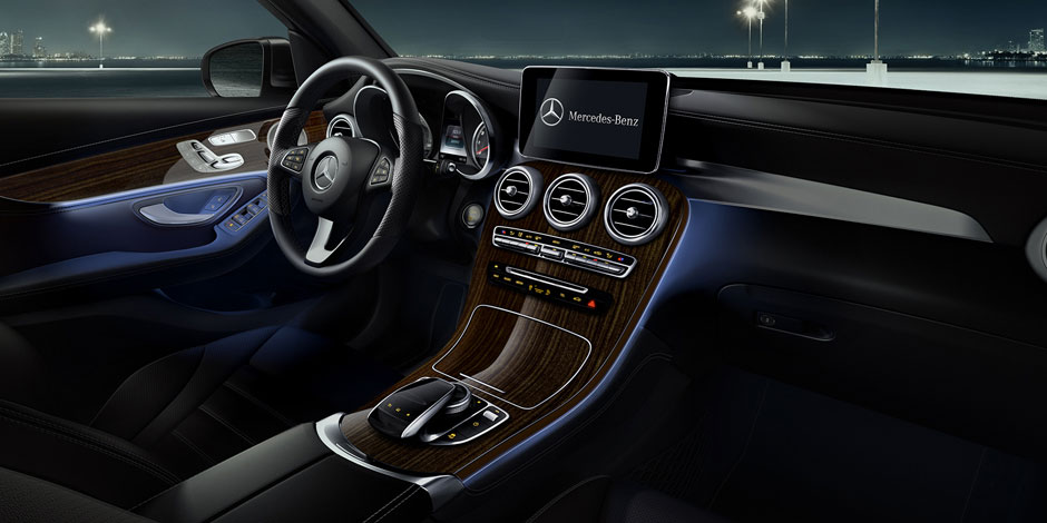 GLC Interior Niceties