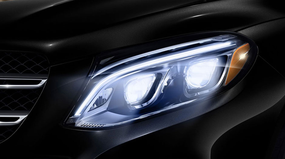 GLE 350 Headlight