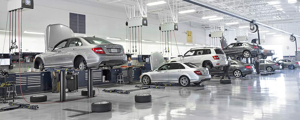 No one knows a mercedes benz like a mercedes benz service for Mercedes benz service centre
