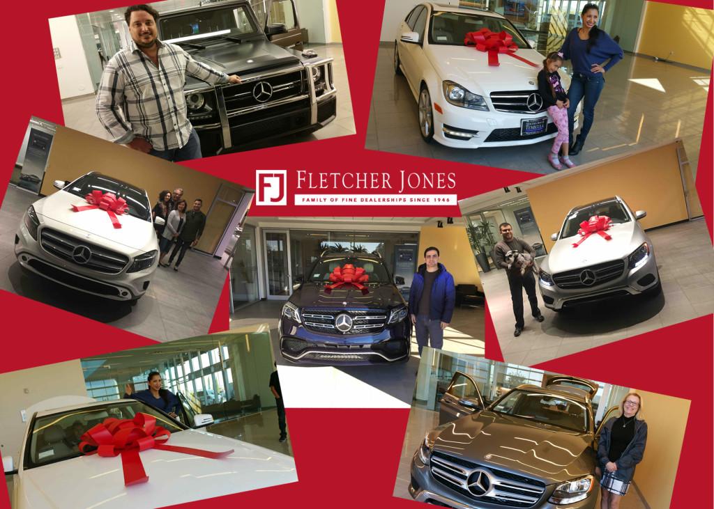 Fletcher Jones Mercedes-Benz 2016 Guest Appreciation