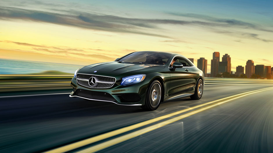 2016 Mercedes-Benz S550 4MATIC® Coupe