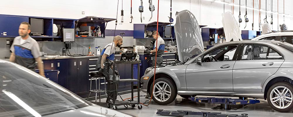 Transmission repair mercedes benz of temecula for Mercedes benz restoration center