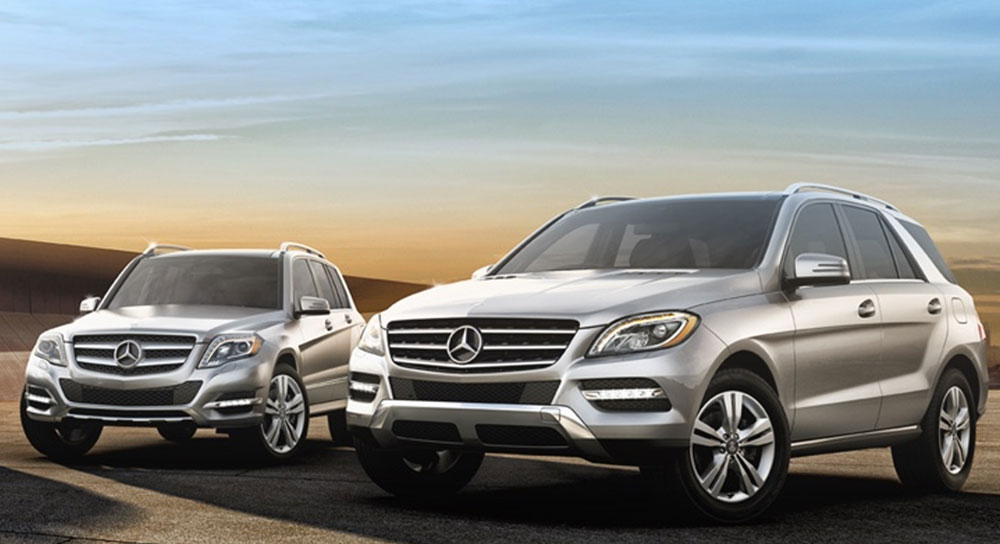 Mercedes Benz Fleet