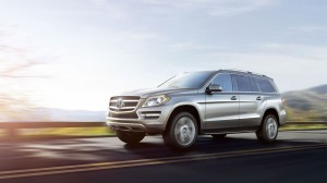 2016 Mercedes-Benz GL450 4MATIC